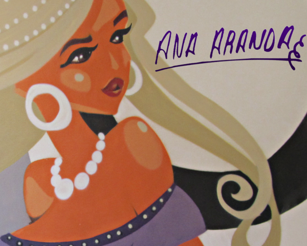 Ana Aranda – Publicaciones