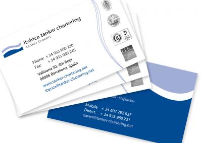 Ibérica Tanker Chartering – Publicacions