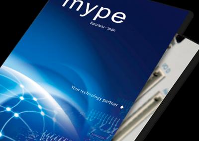 Mype – Publicacions