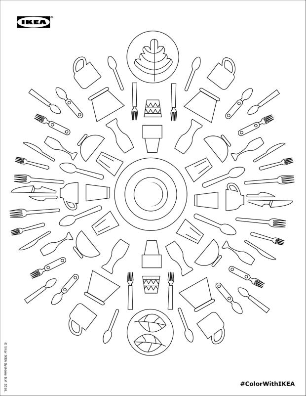 IKEA crea un libro de colorear para adultos - Zuloaga Imatge