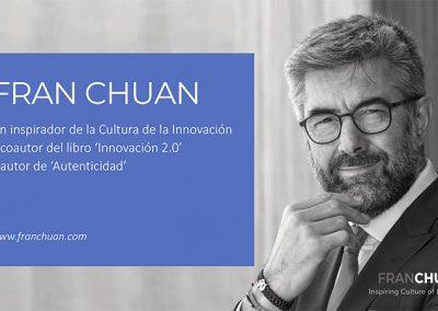 Presentación comercial Fran Chuan
