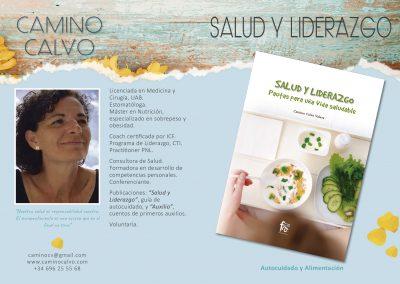 Camino Calvo - Libro